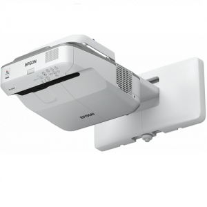 EPSON EB‐695WI Interactive finger-touch projector